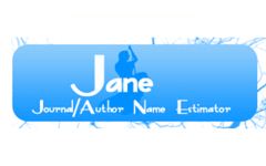 JANE - Journal / Author Name Estimator
