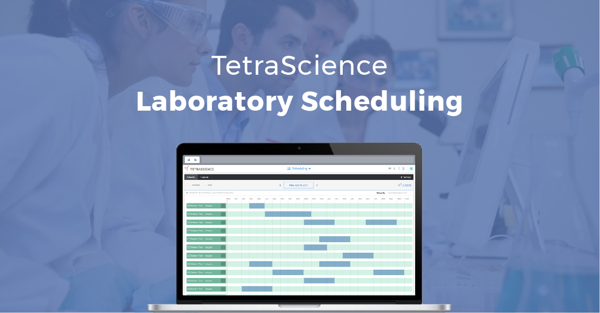TetraScience Lab Scheduling