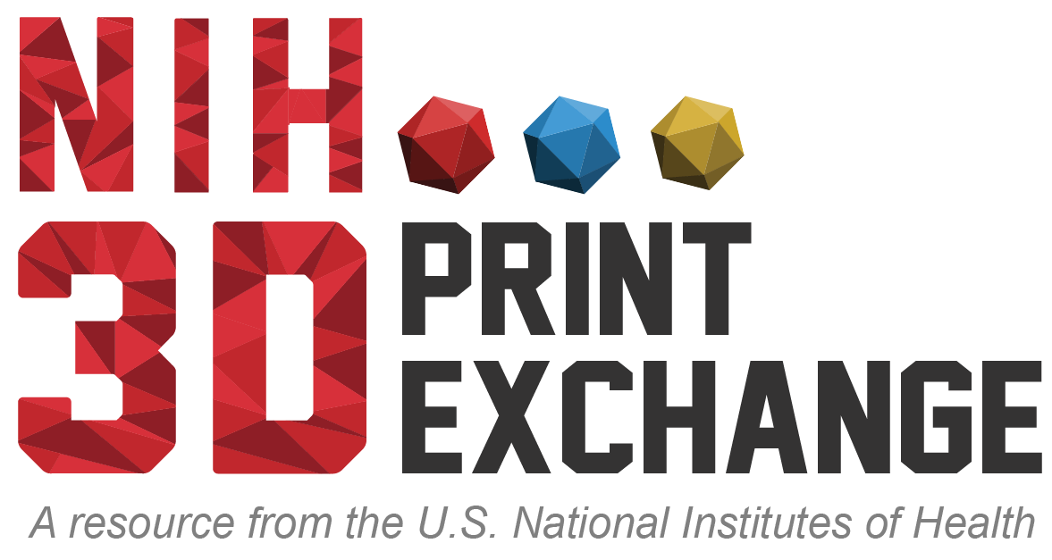 NIH 3D Print Exchange