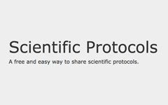 Scientific Protocols